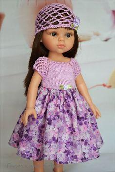 Платье для любимой Паолочки / Одежда для кукол / Шопик. Продать купить куклу / Бэйбики. Куклы фото. Одежда для кукол