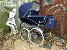 Ретро – kinderwagen, stroller илидетская коляска. Изображение №8.