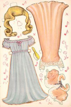 Sally by Queen Holden, 1950