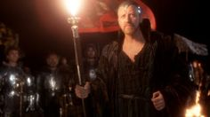 Nicol Williamson as Merlin in EXCALIBUR (1981)