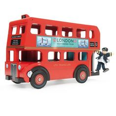 Le Toy Van London Routemaster Bus