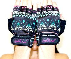 DREAMCATCHER - Womens Workout Gloves