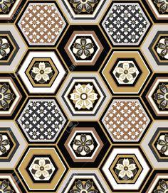 japanese geometric pattern - Google-Suche