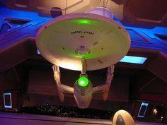 Refit USS Enterprise model