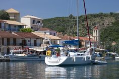 Ionian, Greece. Sunsail yacht