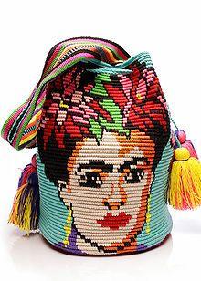 Colombian Mochi(las) Model: Frida Artisanal & Handmade