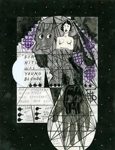 Ray Johnson - Mail Art  Ephemera - Art