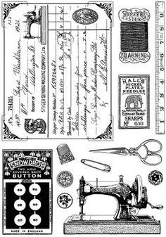 Vintage Sewing Printable                                                                                                                                                                                 More