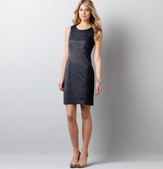 again with the professional attire Eric Fisher, Work Fashion, Fashion Tips, Professional Attire, Hair Photo, Pandora Jewelry, Dresses For Work, Feminine, Clothing Ideas