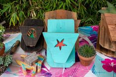 The Succulent Dish - Let's dish the dirt on succulents and wall hanging planters Wood Planters, Hanging Planters, Planter Pots, Succulent Soil, Planting Succulents, Dish Garden, Green Colors, Bright Colors, Rainbow Fish