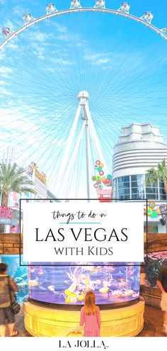 A list of fun things to do in Las Vegas with kids on The Strip and off (some are free) including how to save money on attractions and best family hotels. Las Vegas Nightlife, Las Vegas Vacation, Las Vegas Attractions, Vacation Ideas, Vacation Spots, Las Vegas With Kids, Vegas Fun, Vegas Packing, Best Hotels In Vegas