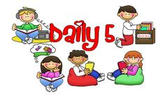 This page was created to help you get Daily 5 up and running in your classroom.  I have read The Daily 5 and The CAFE Book by Gail Boushey and Joan Moser.  The following ideas and materials are what I have taken from these books and made work in our first grade classroom.  Be sure to check out the sisters' website and ProTeacher for helpful information and resources!
