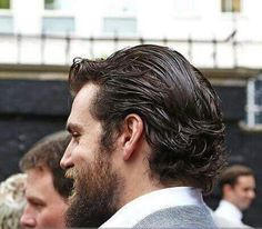 Henry cavill at Alfred Dunhill