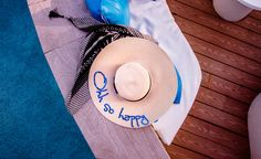 Summer hat, HAPPINESS IS... oh so happy, Fiesta no Siesta, Floppy hat -Must have…
