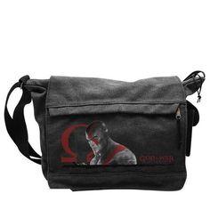God Of War Tasche in Schwarz mit Logo und Kratos God Of War, Star Wars Shop, Funko Pop Vinyl, Messenger Bag, Diaper Bag, Bags, Shopping, Grand Format, Grande