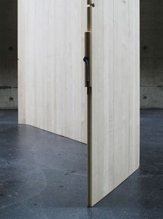 WHITE.WOOD.GREY - Nicola Staubi Wall