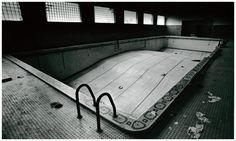 Did Philip have a pool?  Northville tunnels Home for Feeble Minded Children