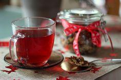 Karácsonyi fűszeres gyümölcstea keverék házilag - RozéKacsa Diy Food, Panna Cotta, Tea, Tableware, Ethnic Recipes, Dinnerware, Dishes, Teas, Tees