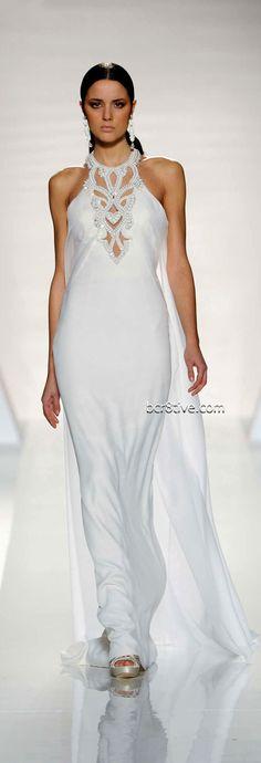 #Fausto Sarli Spring Summer 2012 Couture
