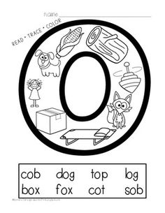 Students read each short vowel word, trace it carefully, then color the picture that matches the word. This is great practice for students with their short vowels. Students will also be working on their fine motor skills as well!