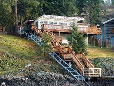 Image result for hillside wheel chair lift