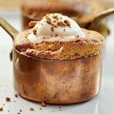 Gingerbread Souflee