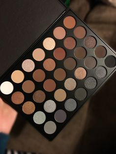 Morphe Brushes 35K Palette: First Thoughts and Review