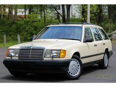 1987-Mercedes-300TD-300TDT-Turbo-Diesel-Wagon-3RD-ROW-Seat-
