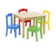 I love this!!! Keane and Koty will have this tabel and 4 chair set