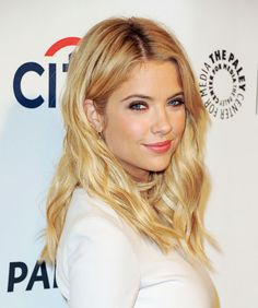 Ashley Benson + more blonde hair inspo.
