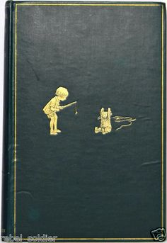 1926 Edition Winnie The Pooh Antique 1st Year Printing Child A A Milne