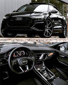 Cars Discover The Luxury Battleship _____________________________ Our Audi Page _____________________________ . Luxury Sports Cars, Best Luxury Cars, Luxury Suv, Rs6 Audi, Audi A3, Audi Sport, Sport Cars, Sport Sport, Lamborghini