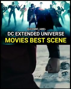 The Best scene in each DCEU movies respectively! Vote your favourite! 1. Man of Steel - Flight scene 2. BvS - Warehouse Fight 3. Sucide Squad - Diablo Full power! 4. Wonder Woman - No Man's Land 5. Justice League - Superman Vs  The Flash  Via @comic_ian  #Superman #ManofSteel #Batman #LexLuthor #Doomsday #batmanvsuperman #WonderWoman #SucideSquad #Deadshot #HarleyQuinn #Joker #Thor #JusticeLeague #TheFlash #Aquaman #DCEU #Marvel #BlackPanther #comics