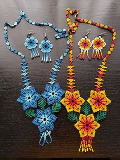 New and Used Jewelry & accessories for Sale in Anaheim, CA - OfferUp Seed Bead Jewelry, Seed Bead Earrings, Beaded Earrings, Seed Beads, Beaded Jewelry, Jewelry Sets, Jewelry Accessories, Laddu Gopal Dresses, Mexican Art