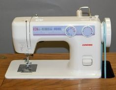 Janome | Sewing cabinet, Janome and Sewing rooms