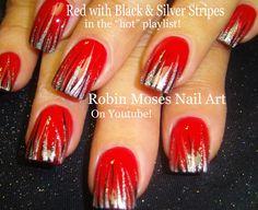 """Robin Moses Nail Art: """"nye nails"""" """"new years eve nails"""" """"hot nails"""" """"201..."""