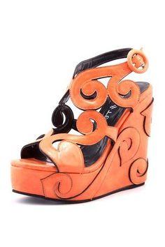 AVA - Wedge Sandals