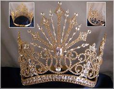 """Tsarina Alexandra Russian Imperial Crown"""