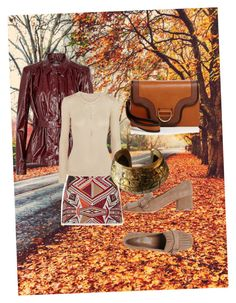 """Fallin'"" by yokofb on Polyvore featuring Magda Butrym, Emilia Wickstead, Lola Cruz, LOFT, Roberto Cavalli and Marc Jacobs"