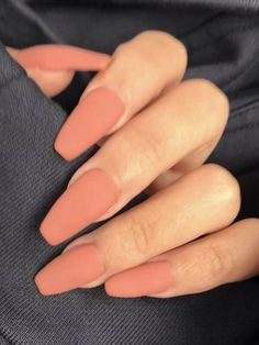 False Nails Fashion Fake Toe Nails Tips Manicure Nail Art With Glue bg Plain Acrylic Nails, Acrylic Toes, Best Acrylic Nails, Pedicure Nails, Toe Nails, Coffin Nails, Fake Nails Long, Acryl Nails, Nagel Hacks