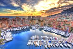 Monaco- from: 40 of the most photogenic coastlines in the world - Matador Network Sweeden Travel, Cool Photos, Beautiful Pictures, Travel The World Quotes, Take Better Photos, Nice View, Scenery, Places To Visit, Around The Worlds