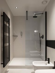 Useful Walk-in Shower Design Ideas For Smaller Bathrooms – Home Dcorz Bathroom Interior Design, Home, Bathroom Upgrades, Bathroom Shower Tile, Shower Room, Small Bathroom, Modern Bathroom, Bathroom Design Luxury, Shower Design