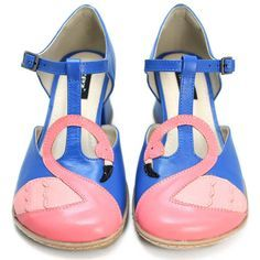 Sapato Flamingo - ZPZ SHOES