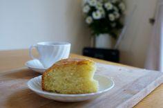 Sticky lemon cake receta de tarta de limon