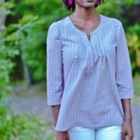 Sewing Patterns - Pattern Reviews for McCall's Pattern - 7251 Misses' Blouses…