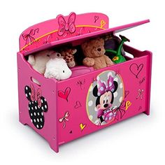 Toybox Girl Disney Minnie Mouse Pink Toy Chest (Toy boxes for girls) Toybox Girl http://www.amazon.com/dp/B00O07YWVW/ref=cm_sw_r_pi_dp_g22nub05HFXPD