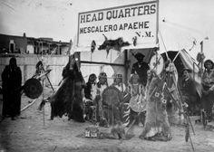 Mescalero Apache