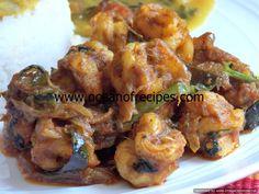 Ocean of Recipes Calamari Recipes, Prawn Recipes, Lamb Recipes, Curry Recipes, Fish Recipes, Indian Food Recipes, Recipies, Cooking Recipes, Chicken Karahi