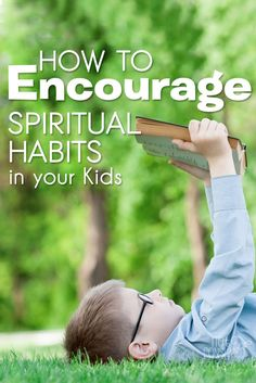 It's no secret that good habits lead to a healthy lifestyle. The Christian walk is no different. What habits should our kids have? More importantly, how can we encourage these habits so they will become a lifestyle filled with Jesus? I'm sharing some ideas that you will love!