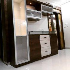 Kitchen Wall Units, Kitchen Room Design, Modern Kitchen Design, Home Decor Kitchen, Kitchen Small, Kitchen Ideas, Tv Unit Furniture Design, Bedroom Furniture Design, Room Interior Design